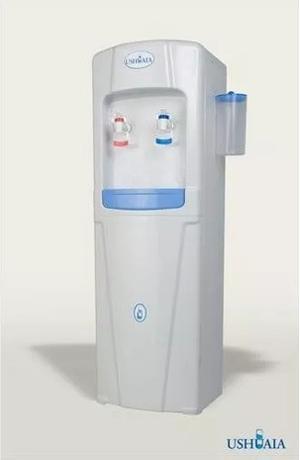 Dispenser F/c Ushuaia C/ A Red + Kit Instalación Completo