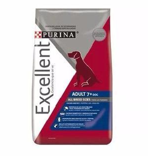 Excellent Adult Dog 7+ X 15 Kg + Envío Gratis !!