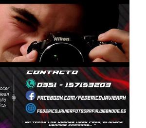 Fotógrafo profesional Para Bautismos (Excelente Precio)