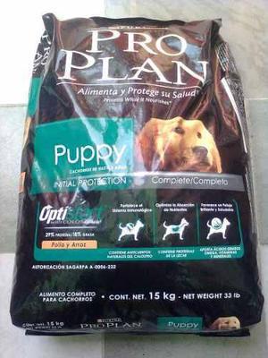 Proplan Puppy Complete 15 Kg Envío Gratis Caba