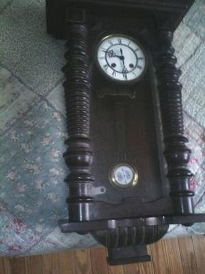 Reloj Aleman Gustav Becker