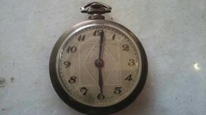Reloj De Bolsillo Art Deco