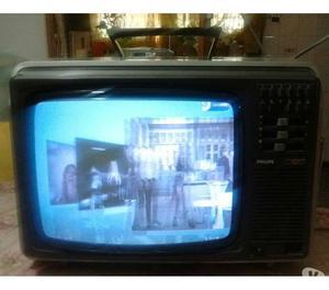 Tv Portatil Philips, Modelo 80
