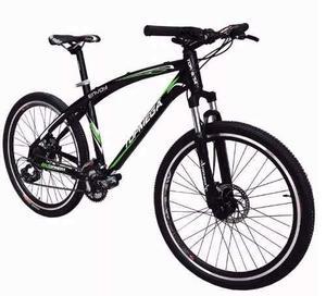 Bicicleta Mountain Bike Envoy Mega Rod 26 Cambios Suspension