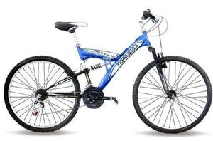 Bicicleta Mountain Top Mega Spread Rod 26 Doble Suspension