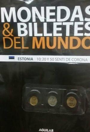 Colección Billetes Y Monedas Del Mundo