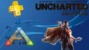 Cuenta Con Playstation Plus Y 25 Juegos Digitales