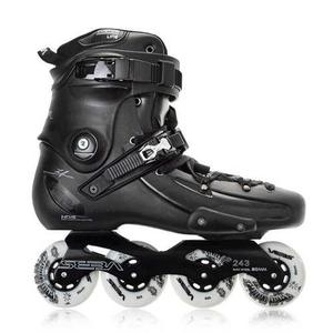 Rollers Seba Fr1 Black 80mm I Freeskate I Patin I Unisex