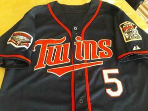 Camiseta De Baseball Mlb Minnesota Twins