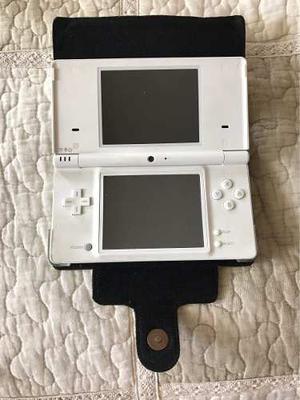 Consola Nintendo Ds Con Varios Juegos