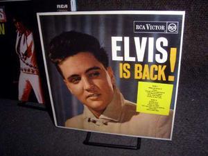 Elvis Presley Cd: Elvis Is Back!
