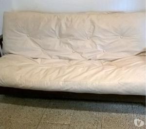 futon cama dos plazas gran buenos aires tigre posot class