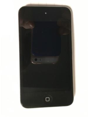 Ipod Touch 4g 8gb Negro Con Caja Y Accesorios Originales