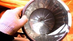 Motor Y Tambor De Acero Inox Kohinoor Completo Funcionando
