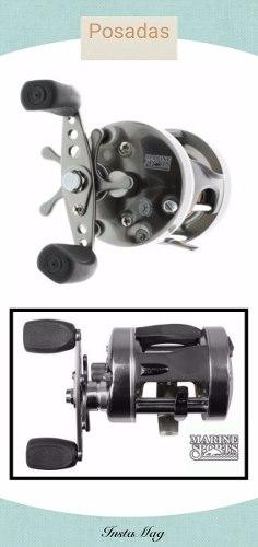 Reel Marine Sports Caster 400 Plus. Envío Gratis! Oferta