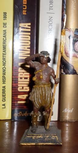 Soldado De Plomo Indio Tehuelche