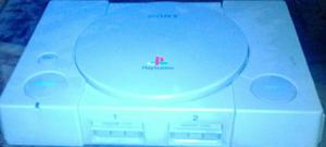 Vendo Ps1 Excelente Estado Con Juegos Y Cables Originales