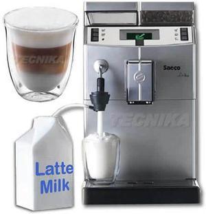 Cafetera Express Automática Saeco Lirika Plus Silver +