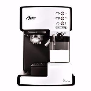 Cafetera Oster  Prima Latte Capuccino Expresso Blanca!