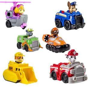 Paw Patrol Vehículos