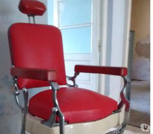 Vendo Sillon peluquero antiguo muy buen estado oportunidad