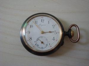 Antiguo Reloj De Bolsillo Longines