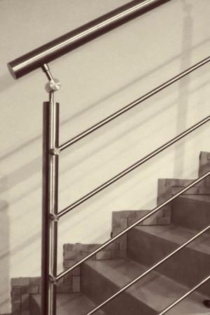 Tensor para cable de acero en barandas escaleras posot class - Barandas de inoxidable ...