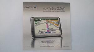 Gps Garmin Nuvi  Serie 205w