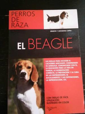 Libro El Beagle Raza Ernesto Y Giovanna Capra De Vecchi