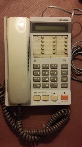 Telefono Panasonic Kxt