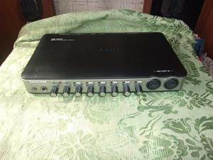 Placa De Sonido Interface Usb Tascam Us 800