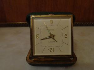 Reloj Despertador Vintage A Cuerda Y Funcionando