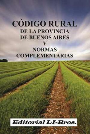Código Rural De La Provincia De Buenos Aires