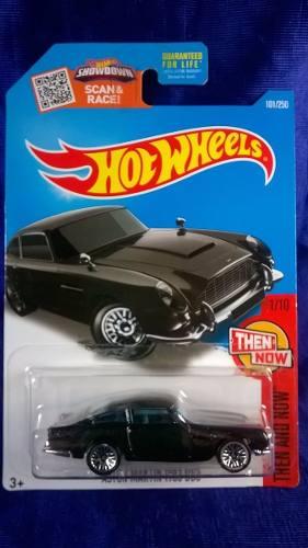 Hot Wheels Aston Martin  Db