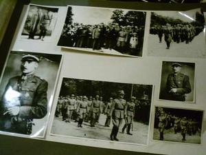 Lote Fotos Oficial Heroe Polaco Anders 2da Guerra Mundial