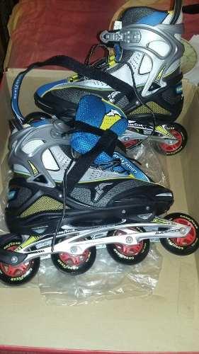 Roller Nievos Sin Uso Fila.talle 45 Con Kit Proteccion!!