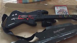 Guitarra Rock Star Level Up Para Ps2-ps3-wii