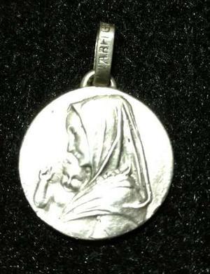 Belgiorno Antigua Medalla De Plata 900