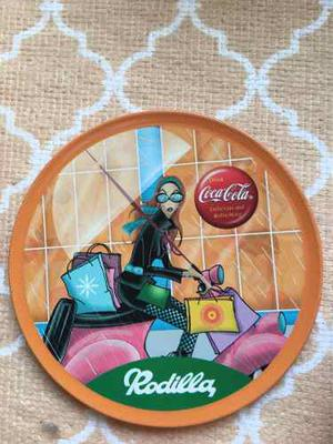 Set De 5 Posavasos Coca Cola