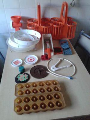 Set Para Cocina Plastico Varios Super Oferton !!!!
