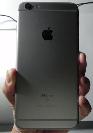 Apple iPhone 6s plus 64gb color space gray libre de fabrica,
