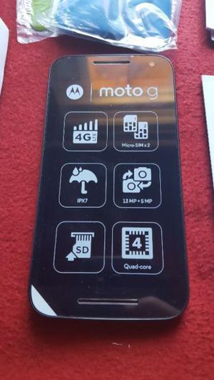 Moto g3 16gb lte Nuevo Libre de Fabrica