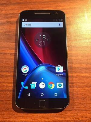 VENDO Moto G4 Plus 32GB LIBRE DUAL SIM
