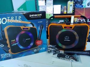 Bafle Potenciado Portable Usb Sd Bluetooth fm remoto y