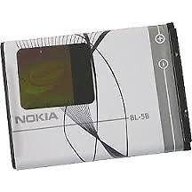 Bateria NOKIA ORIGINAL BL 5B