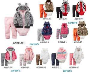 Set Carters 3 Piezas Micropolar Nena