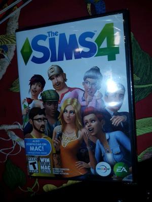 Sims 4 pc original físico