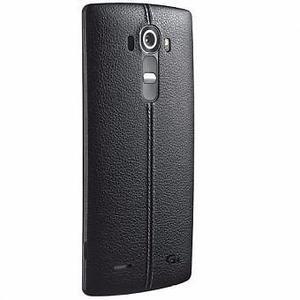 Tapa trasera de Cuero LG G4 H815. Original. Oferta!!