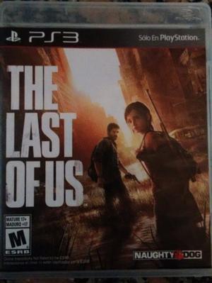 The Last Of Us Y Call Of Duty Modern Warfare 3 Para Ps3