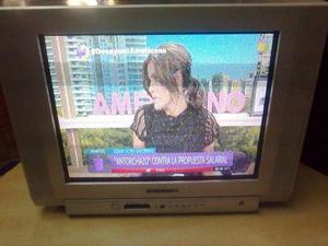 Tv DAEWOO - DTH-211F de 21 pulgadas pantalla plana [usados